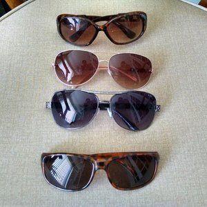 Bundle of 4 Sunglasses